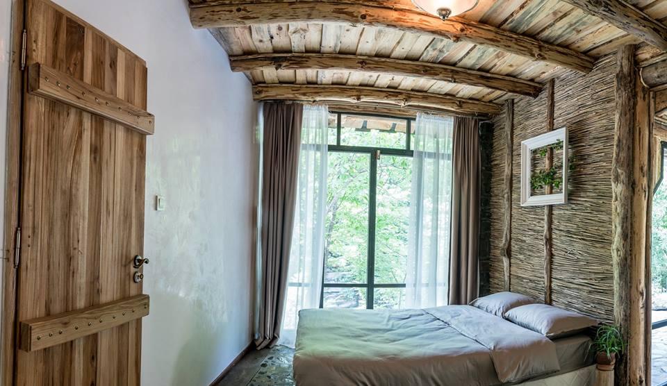 Bedouin room